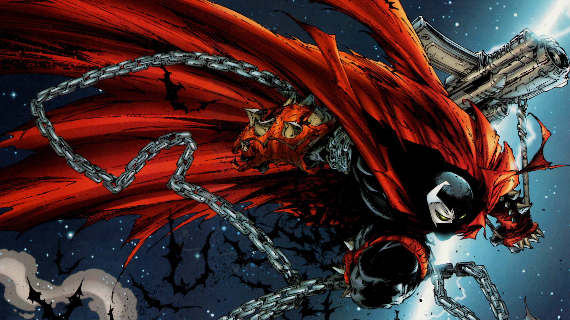 Awesome Spawn Free Wallpaper Id113954 For Hd 1080p Computer