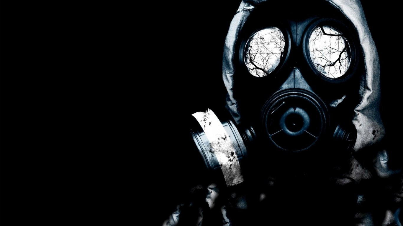 Free Gas Mask high quality background ID:161625 for hd 1366x768 computer