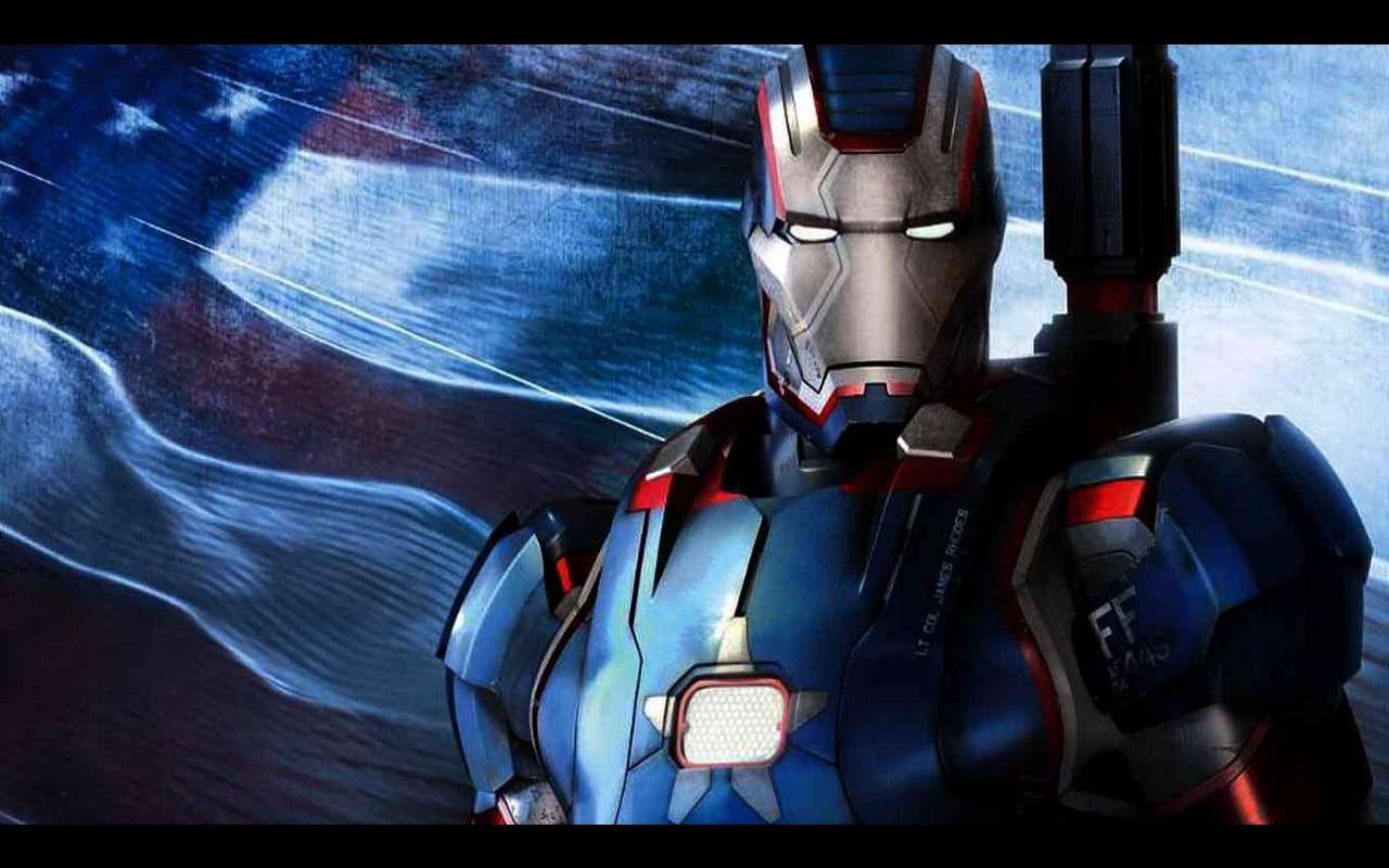 download hd 1280x800 iron man 3 computer wallpaper id:400924 for free