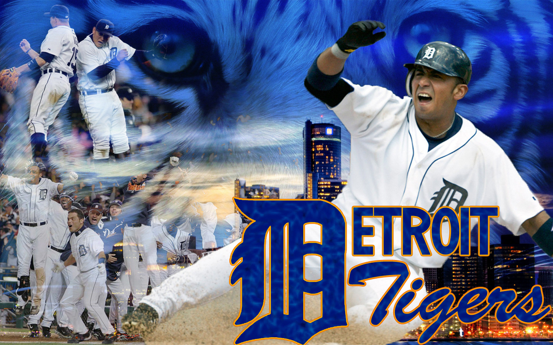 Free Detroit Tigers high quality wallpaper ID:333747 for hd 1920x1200 PC