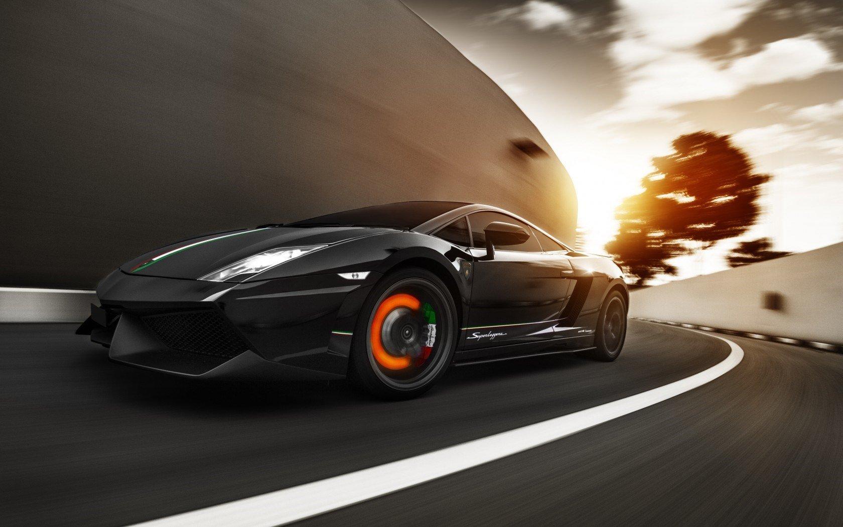 Awesome Lamborghini Gallardo Free Background ID:293076 For Hd 1680x1050  Computer