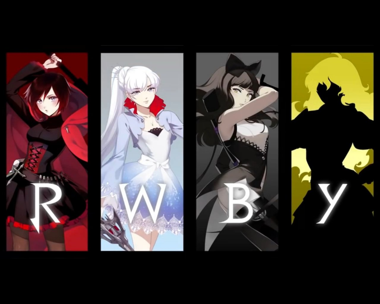 High resolution RWBY hd 1280x1024 wallpaper ID:437540 for computer
