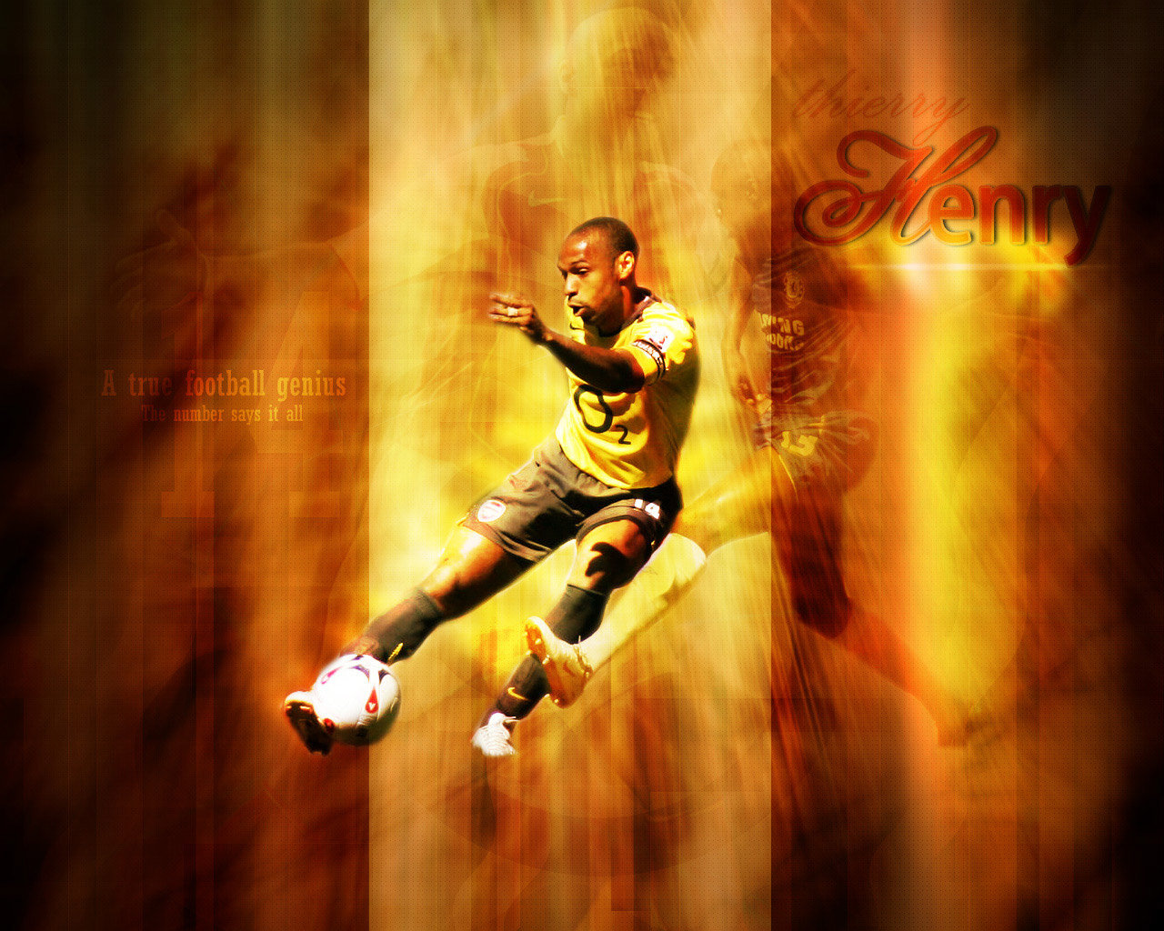 Download hd 1280x1024 Thierry Henry computer background ID:204745 for free