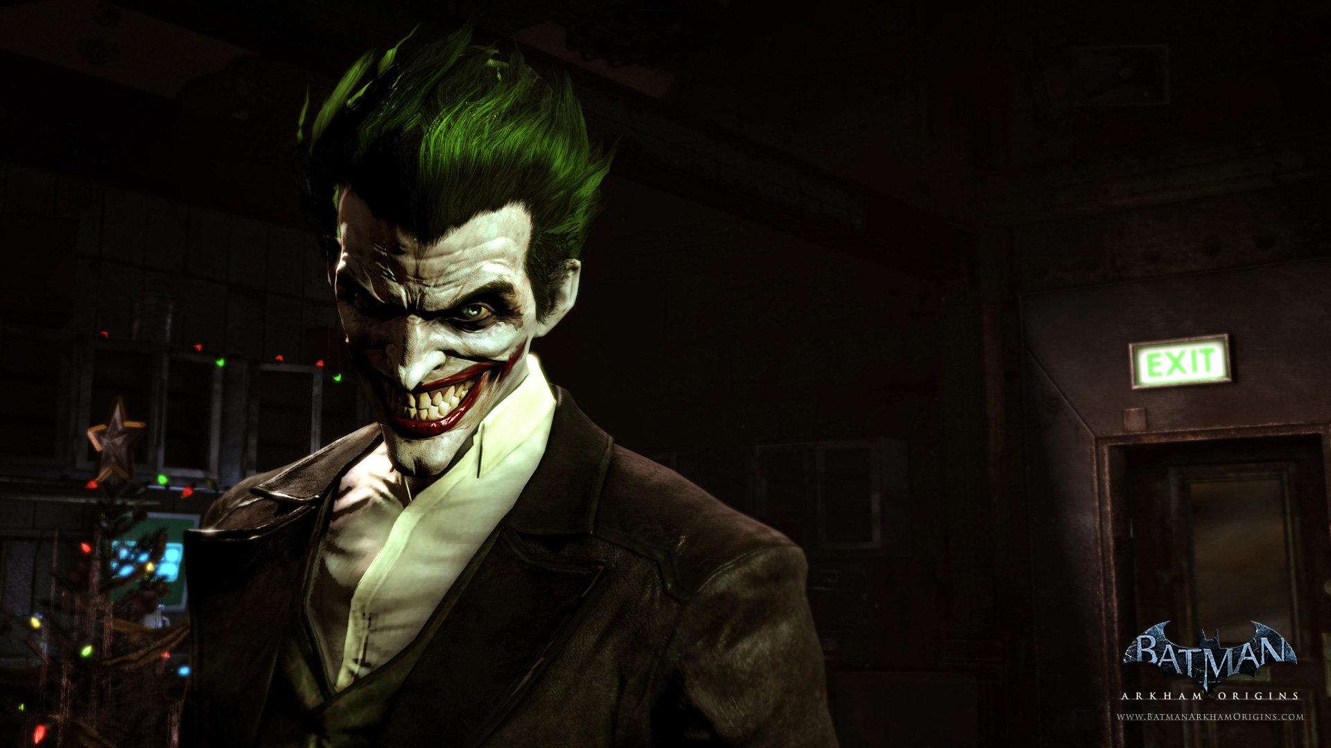 Batman Arkham Origins HD Backgrounds For 1920x1080 Full 1080p Desktop