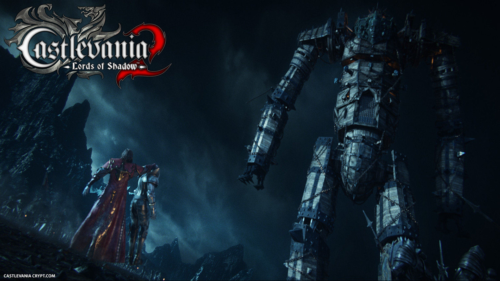 Castlevania Lords Of Shadow 2 Wallpapers 1920x1080 Full Hd 1080p