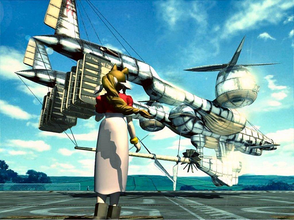 Final Fantasy VII (FF7) wallpapers HD for desktop backgrounds
