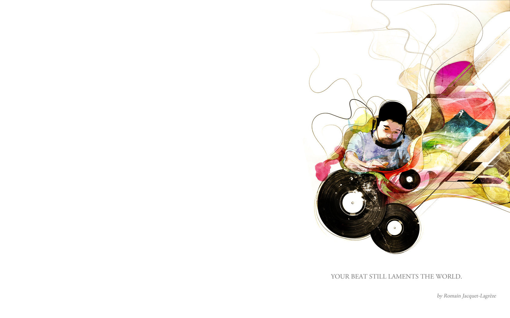 Download hd 1680x1050 Nujabes PC background ID:408916 for free