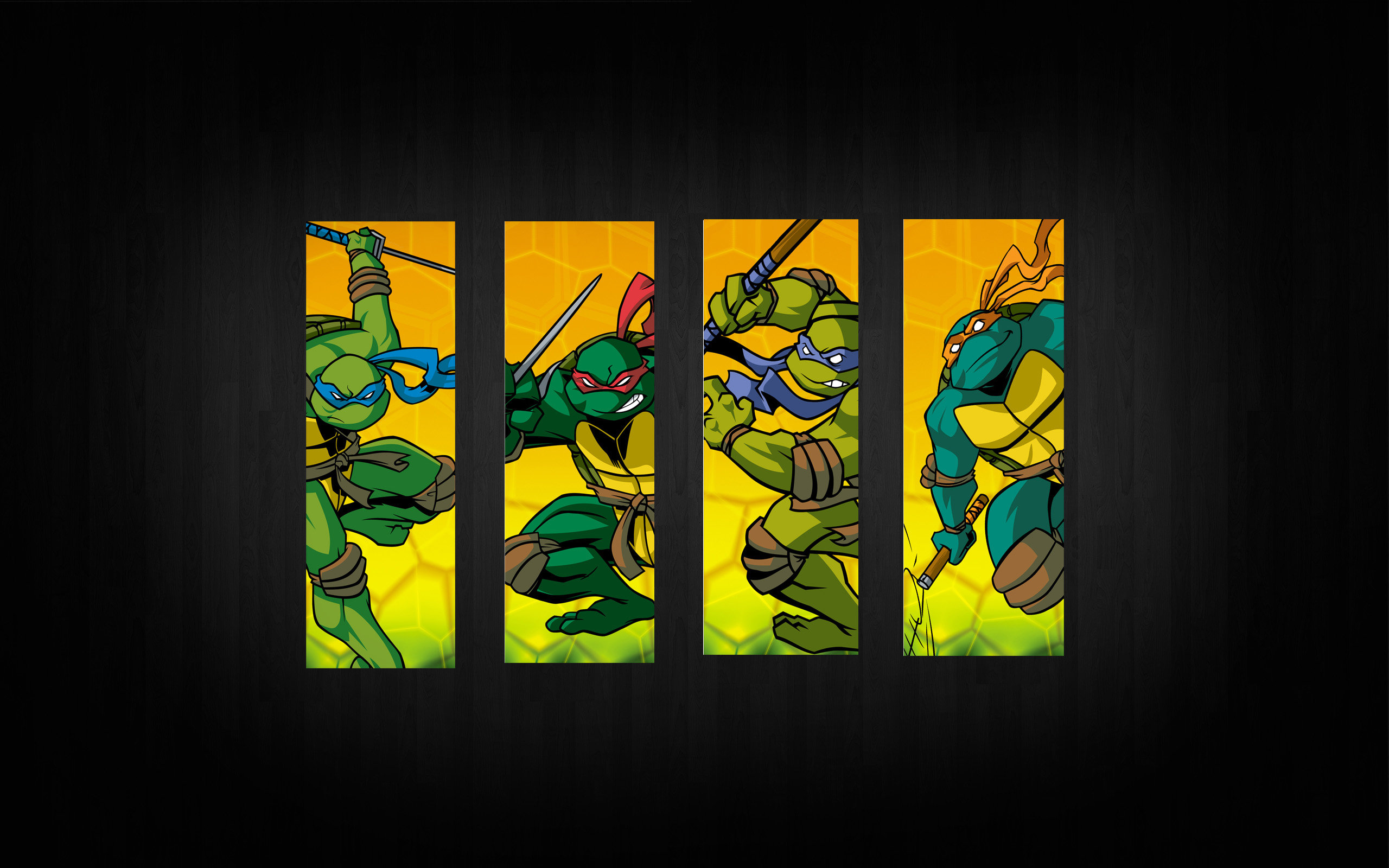 Download Hd 2560x1600 Teenage Mutant Ninja Turtles Tmnt Desktop