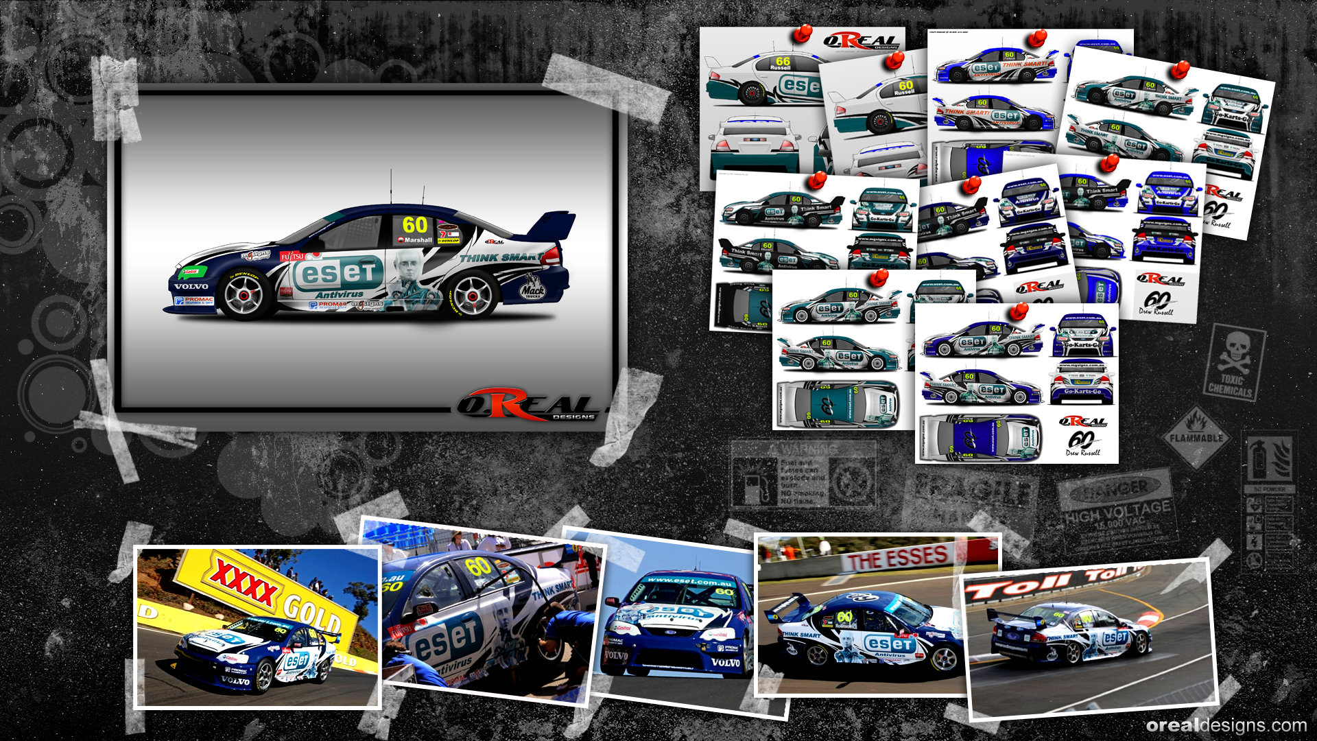Awesome V8 Supercars free background ID:455810 for full hd computer