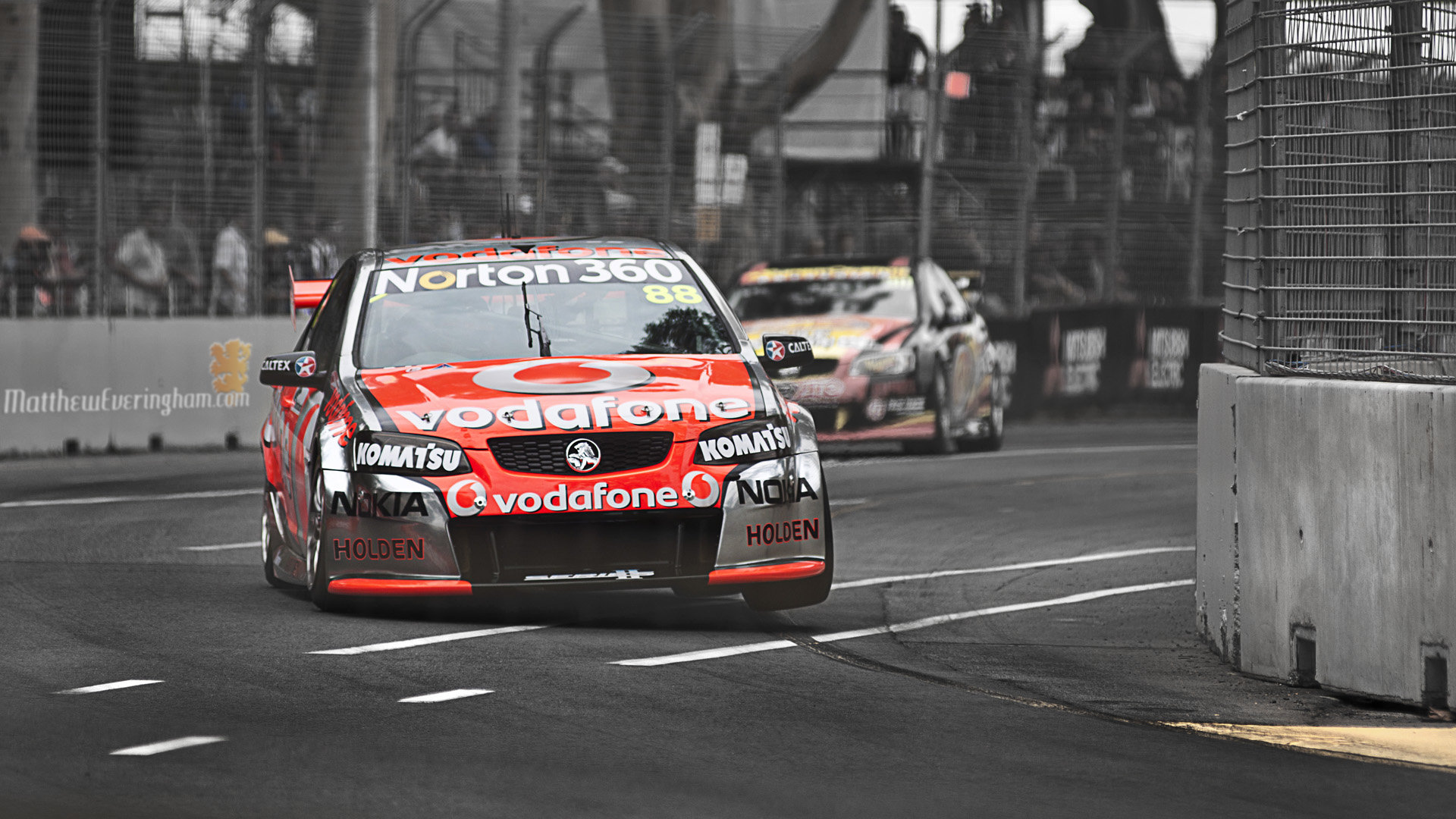 Best V8 Supercars background ID:455807 for High Resolution hd 1080p desktop