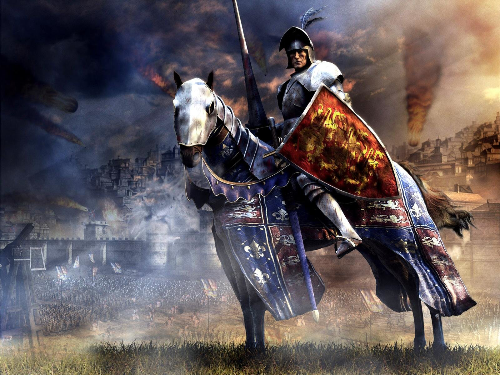 Awesome Medieval II: Total War free wallpaper ID:186036 for hd