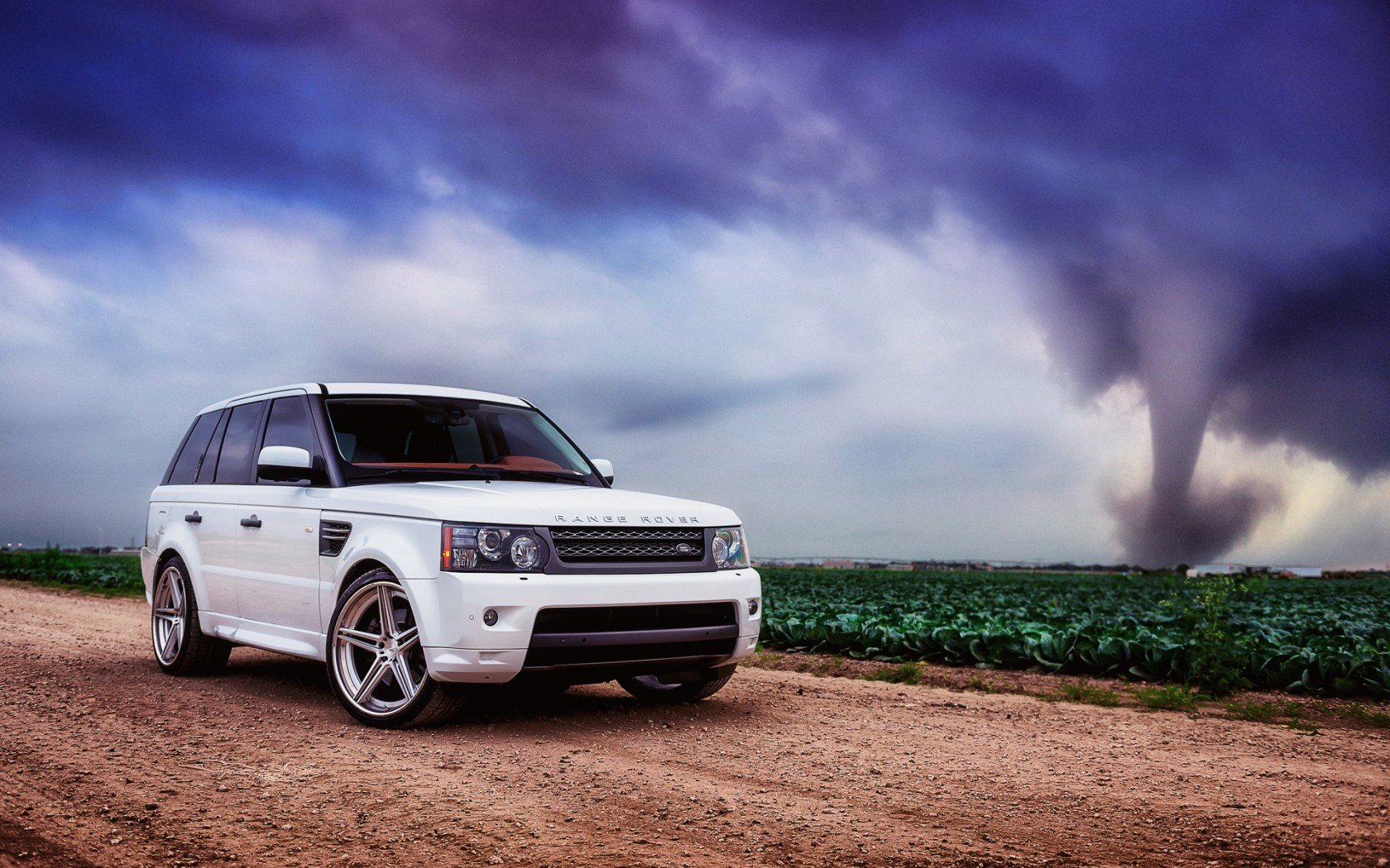 High resolution Range Rover hd 1680x1050 background ID:162880 for desktop