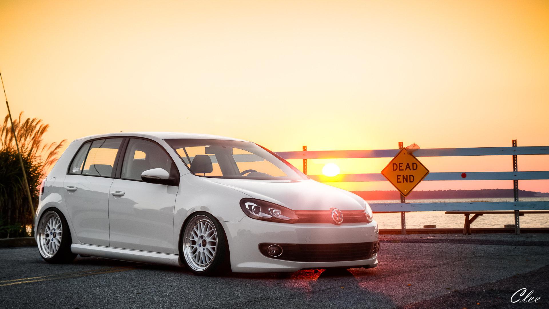 Volkswagen Golf Wallpapers Hd For Desktop Backgrounds