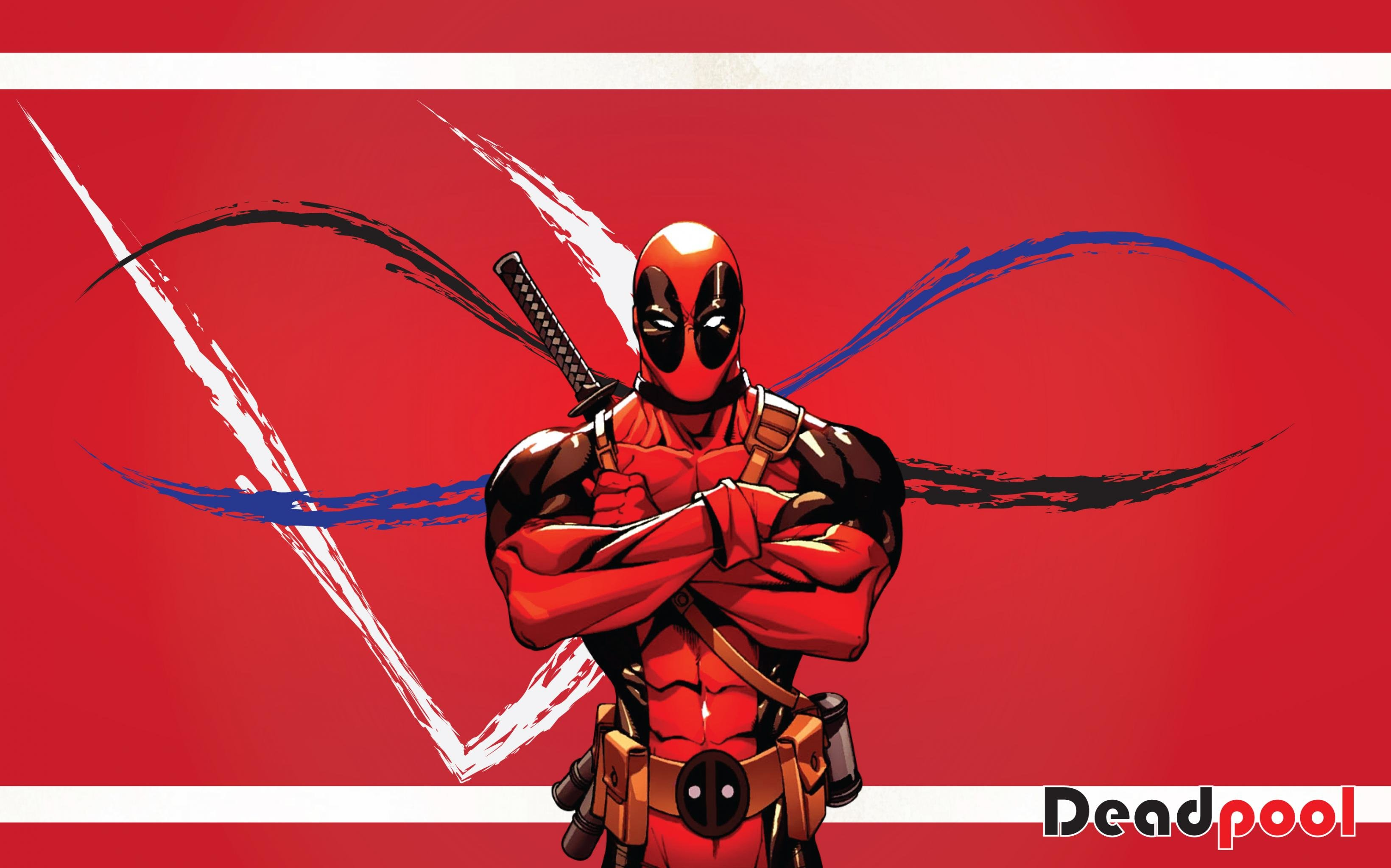 Free Deadpool high quality background ID:350278 for hd 3280x2048 computer