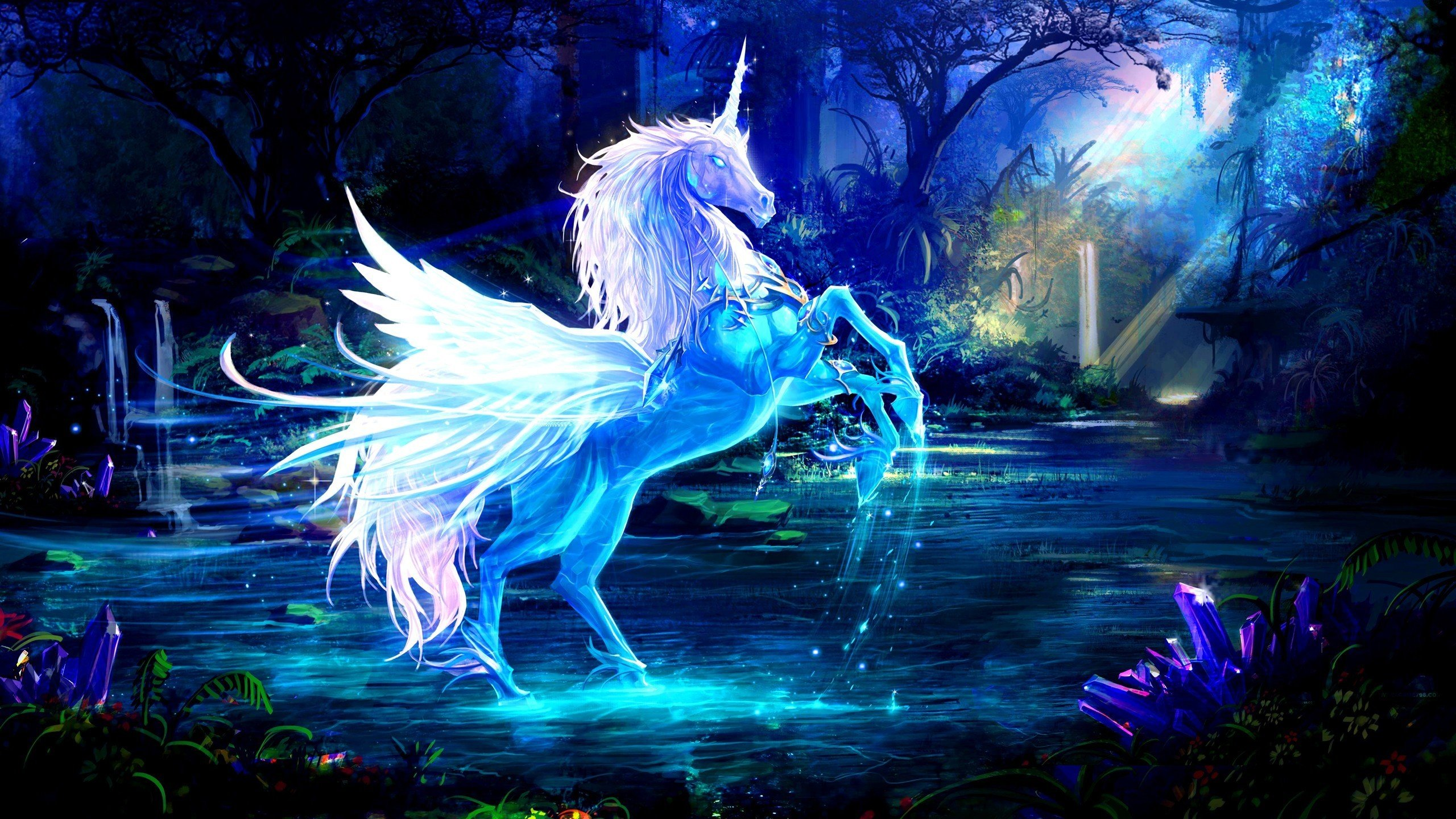 High resolution Pegasus hd 2560x1440 background ID:270835 for PC