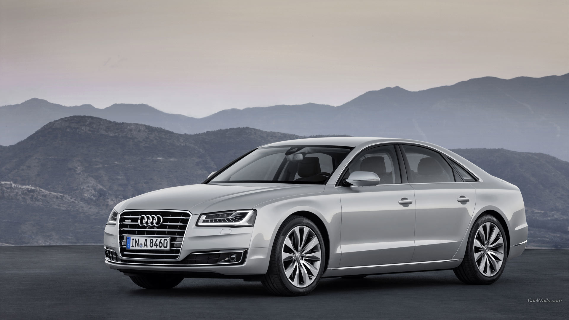 Audi A8 Wallpapers 1920x1080 Full Hd 1080p Desktop Backgrounds