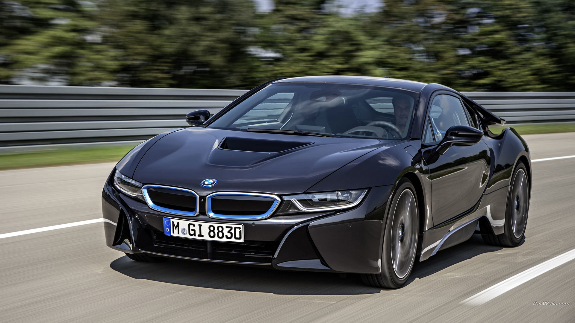 High Resolution Bmw I8 Full Hd Wallpaper Id 126934 For Computer