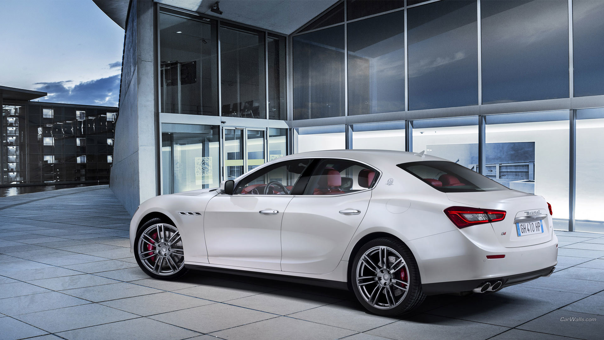 Awesome Maserati Ghibli free background ID:257206 for 1080p desktop