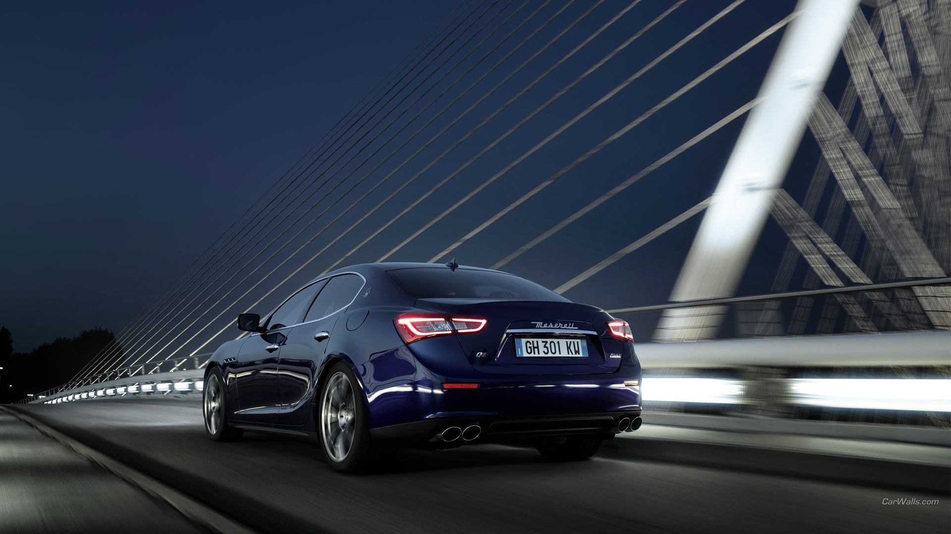 Free download Maserati Ghibli background ID:257227 1080p for PC