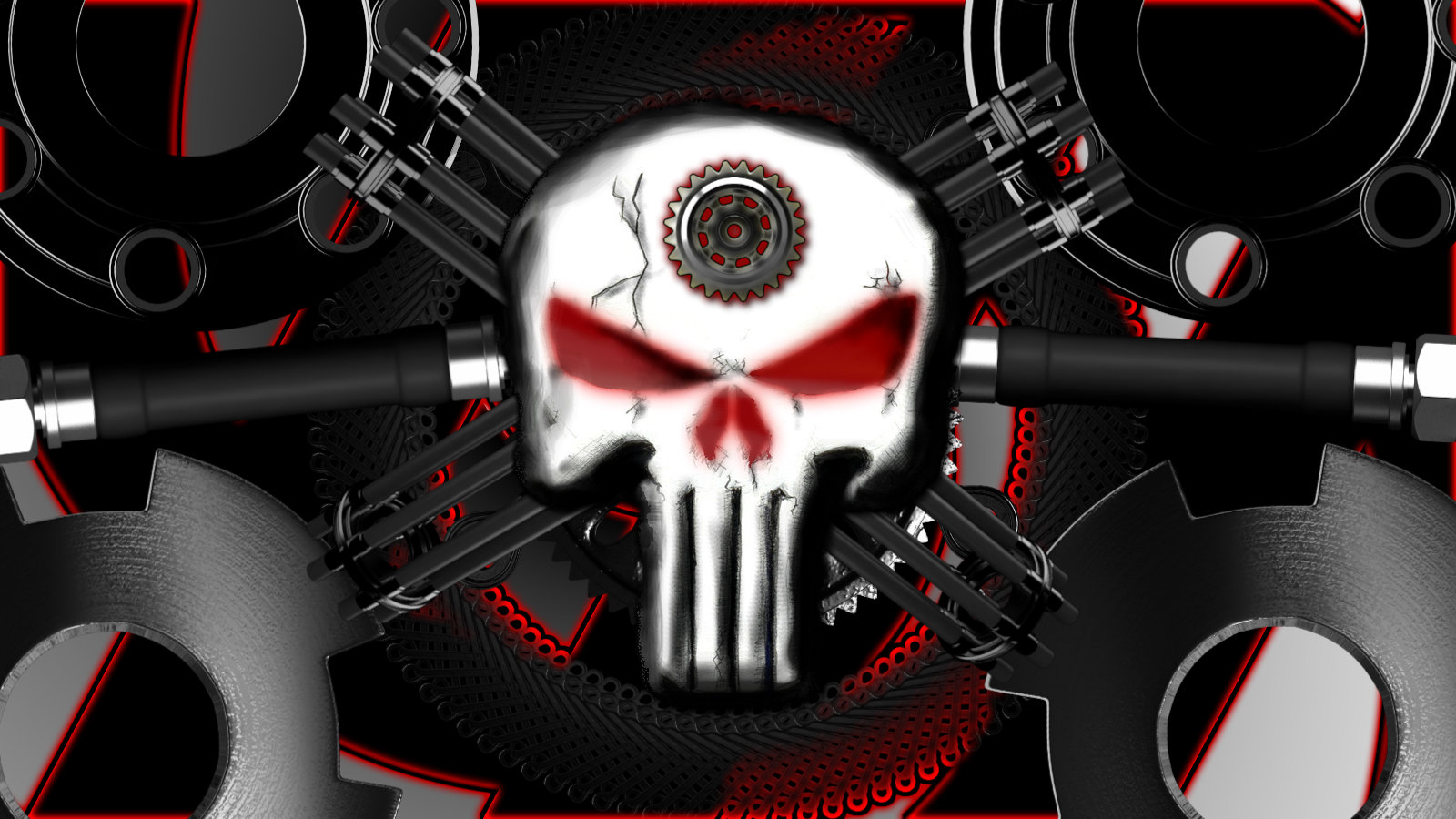 Best The Punisher wallpaper ID:134605 for High Resolution hd 1600x900 PC