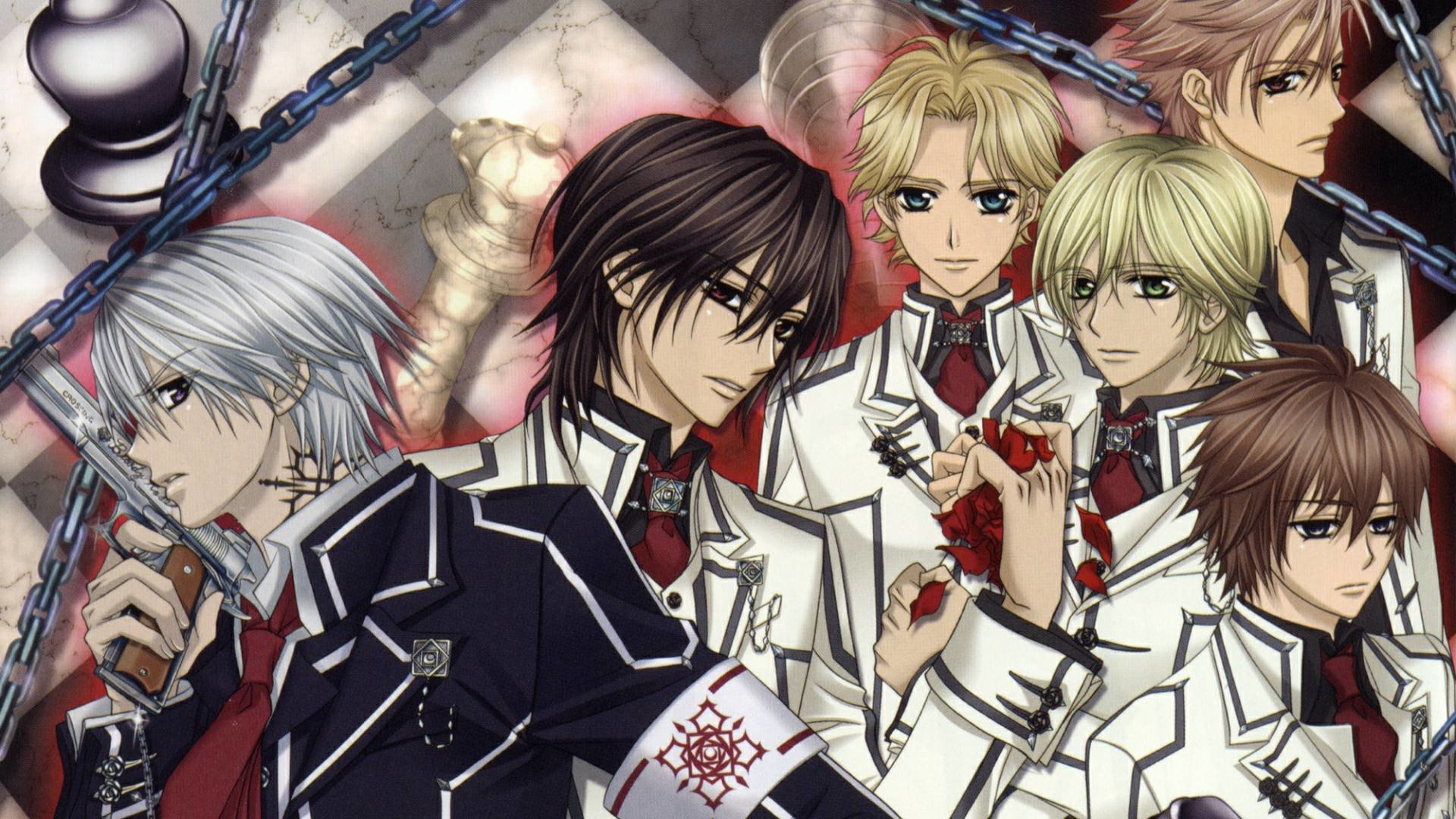 Free Vampire Knight high quality wallpaper ID:390532 for hd 1920x1080 desktop