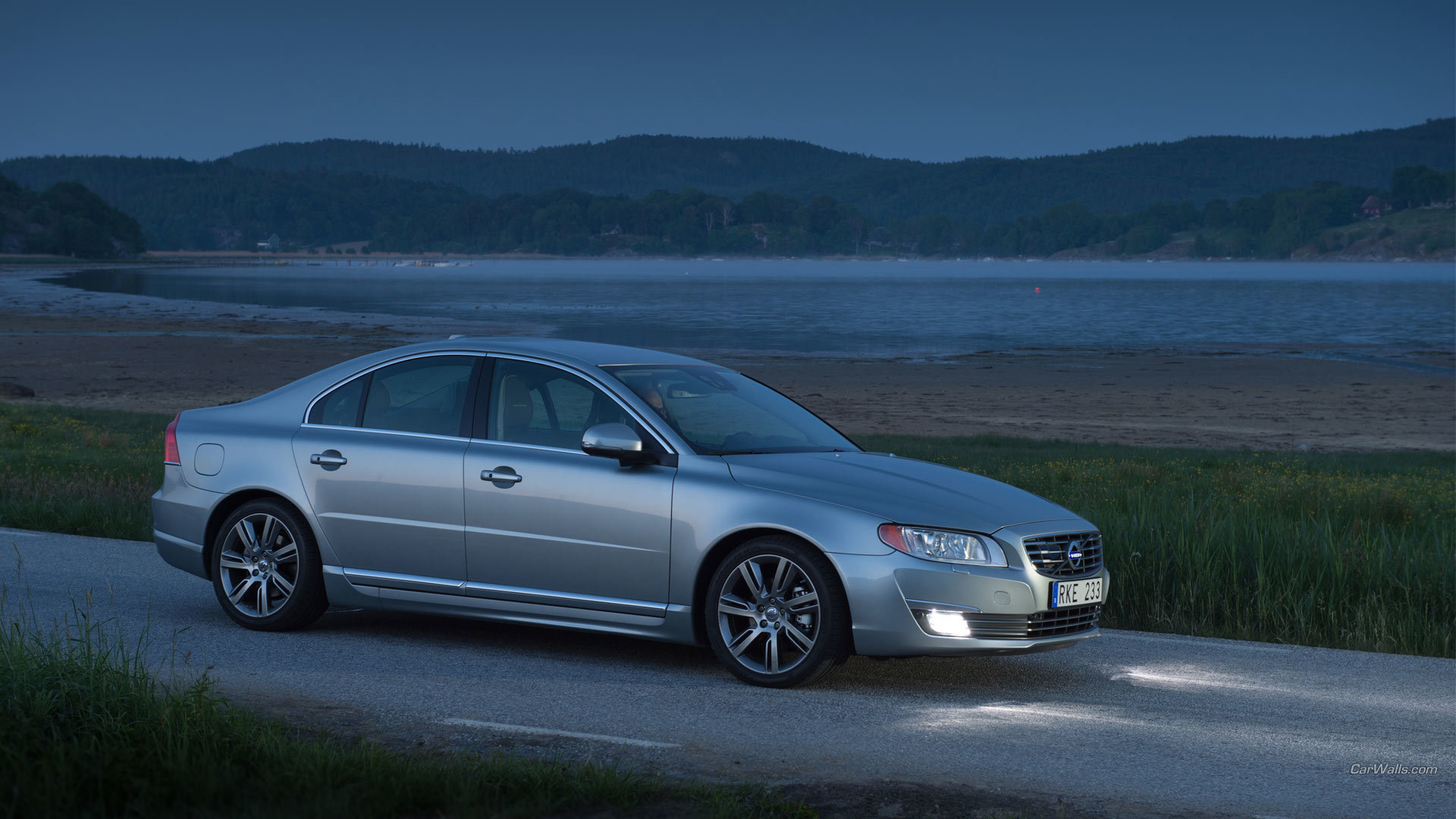High resolution Volvo S80 1080p background ID:6907 for PC