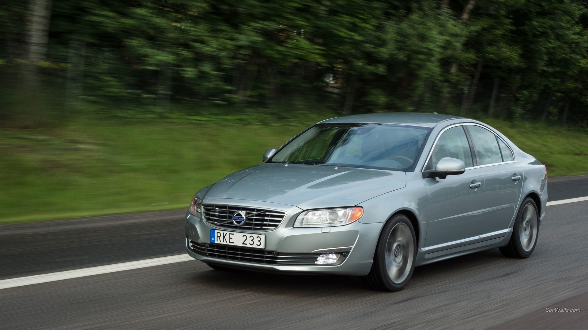 Best Volvo S80 background ID:6915 for High Resolution full hd PC