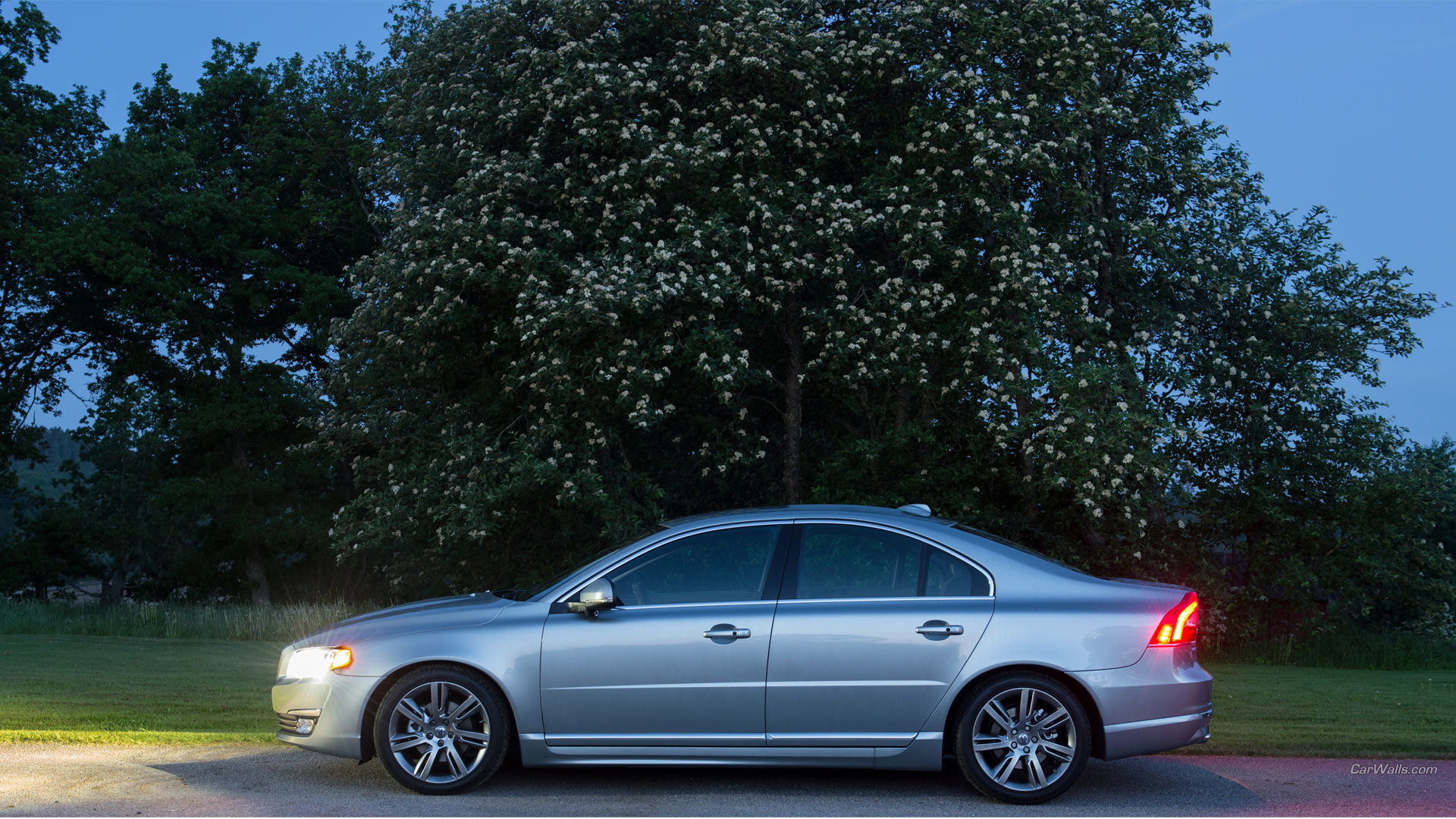 Free download Volvo S80 background ID:6911 hd 1080p for desktop