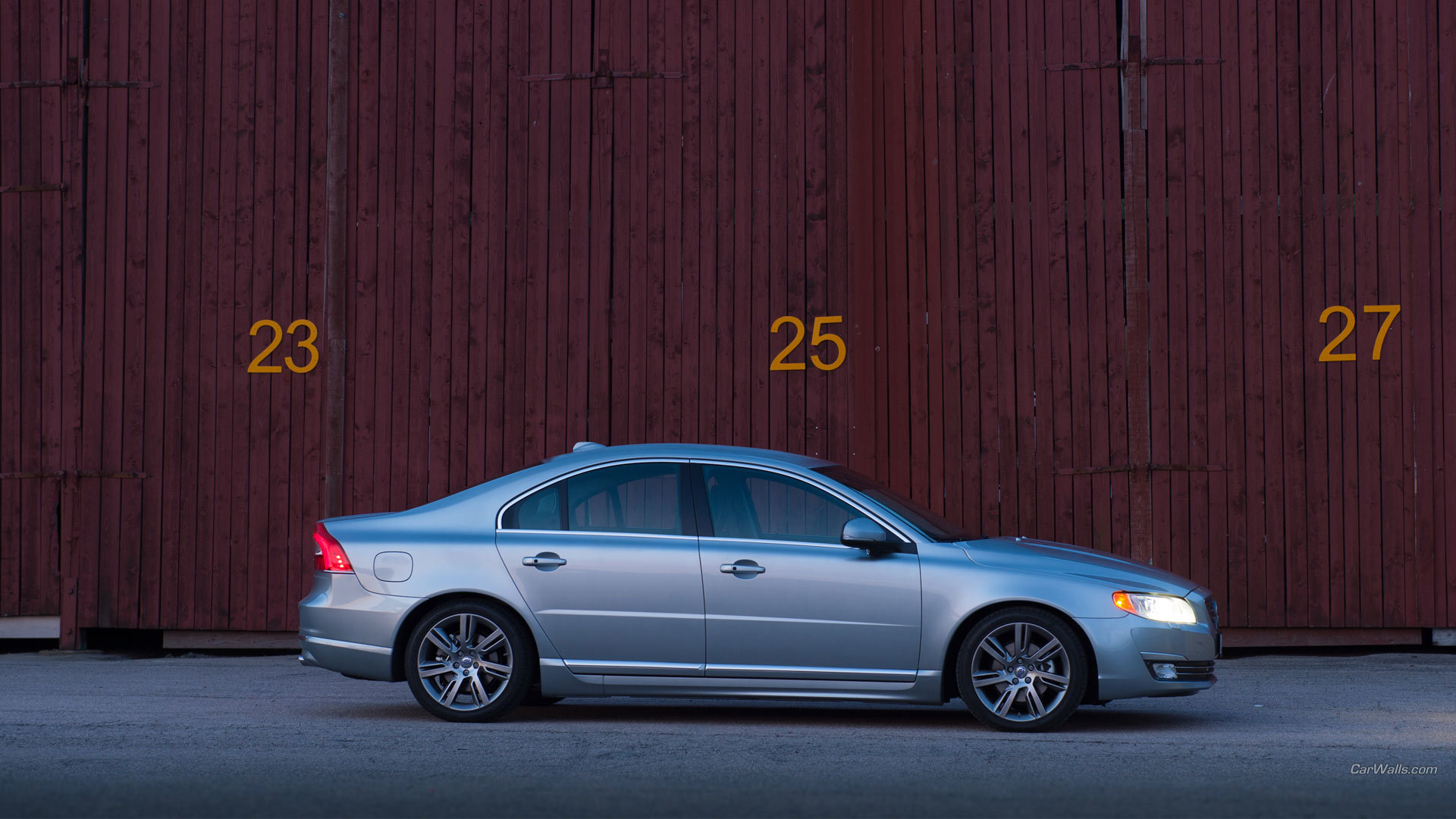 Free download Volvo S80 wallpaper ID:6912 1080p for PC