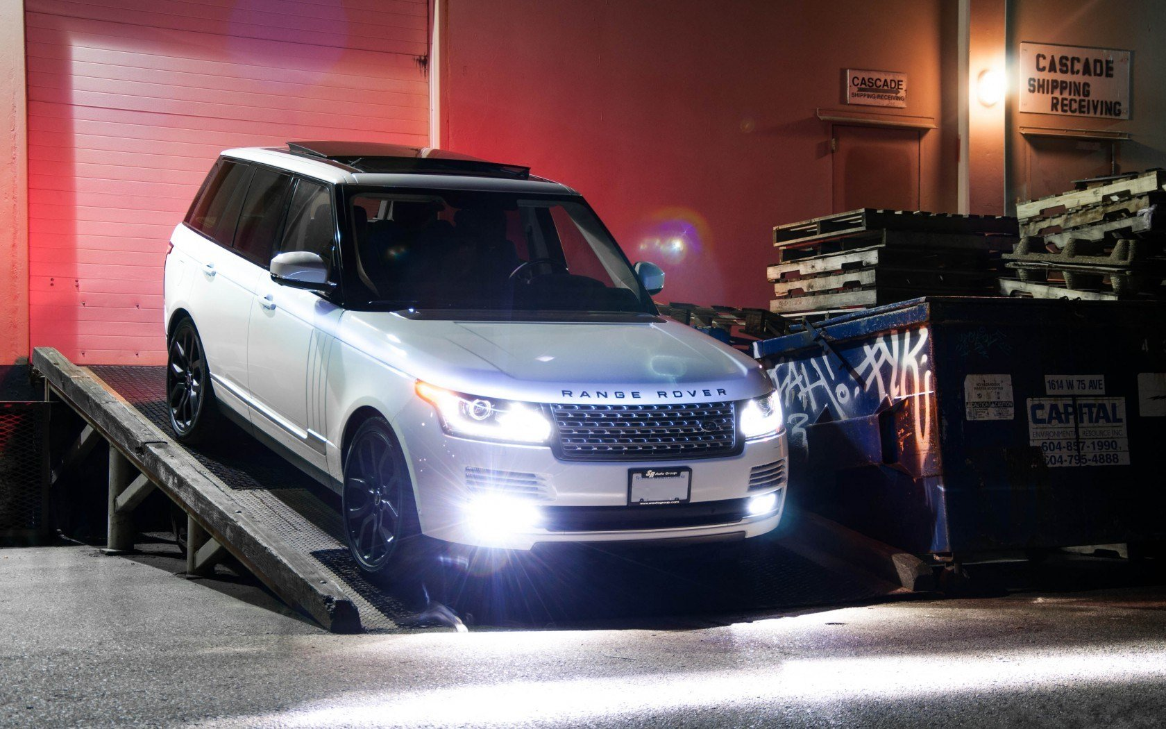 Best Land Rover Range Rover wallpaper ID:68486 for High Resolution hd 1680x1050 computer