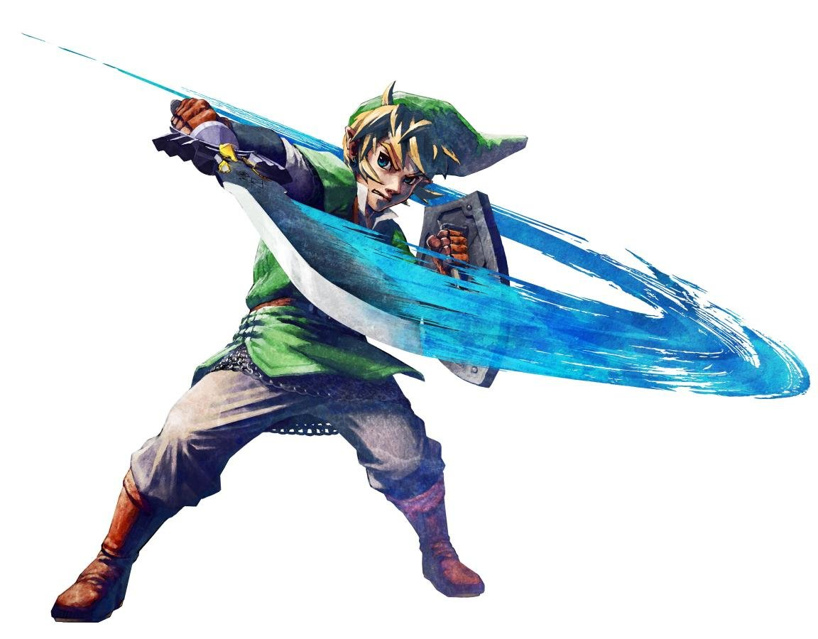 Best The Legend Of Zelda Skyward Sword Wallpaper Id 442228 For