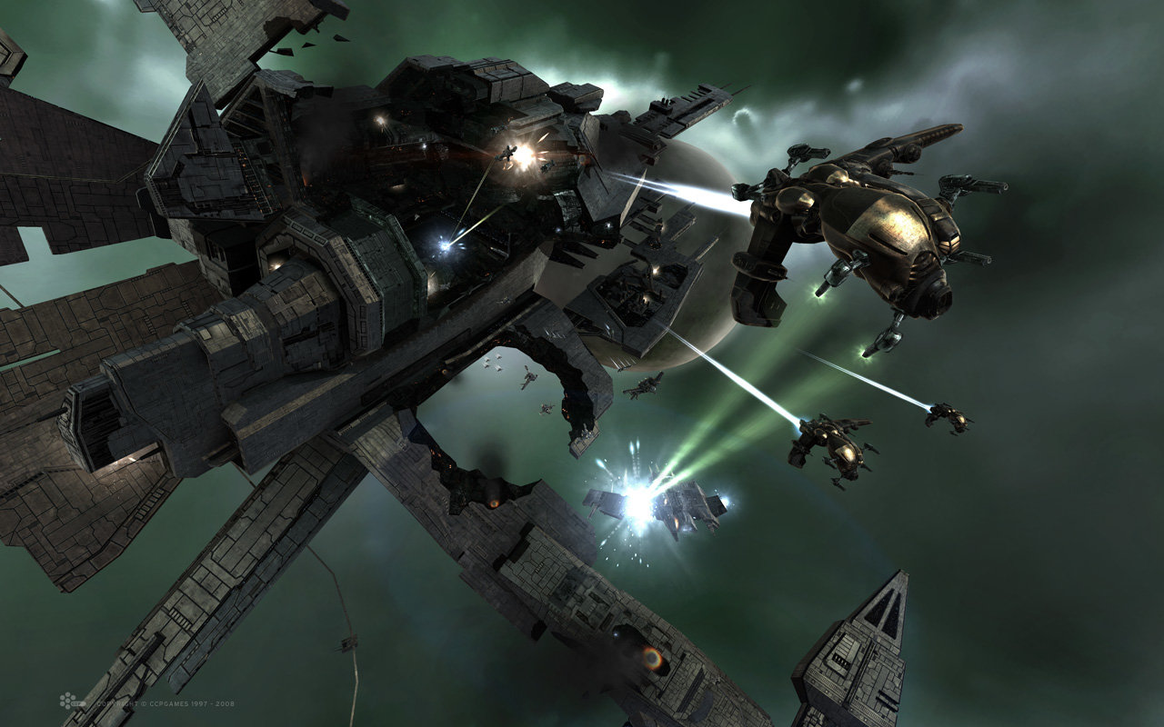 Awesome EVE Online free wallpaper ID:169167 for hd 1280x800 computer