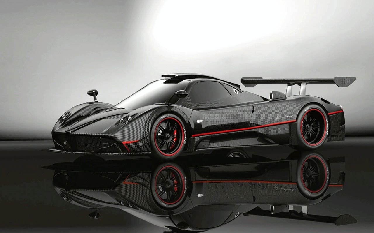Best Pagani Zonda Background ID:161216 For High Resolution Hd 1280x800  Computer