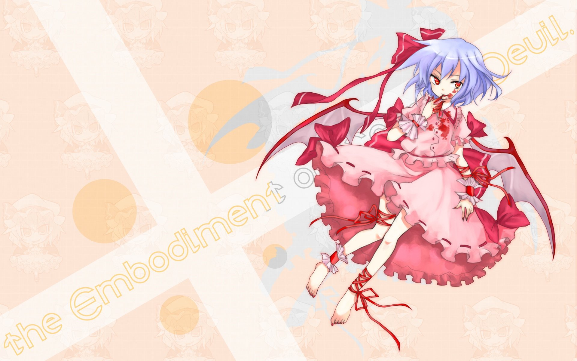 Best Remilia Scarlet wallpaper ID:225354 for High Resolution hd 1920x1200 PC
