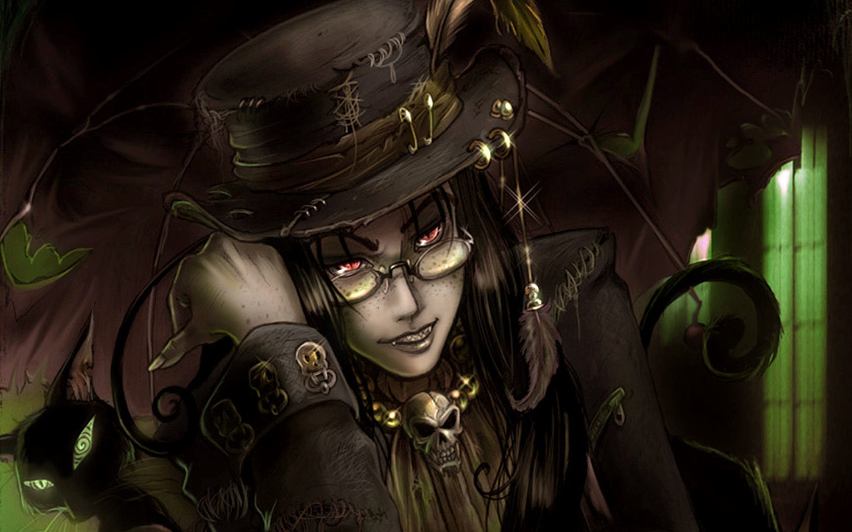 Best Hellsing background ID:329502 for High Resolution hd 1680x1050 PC
