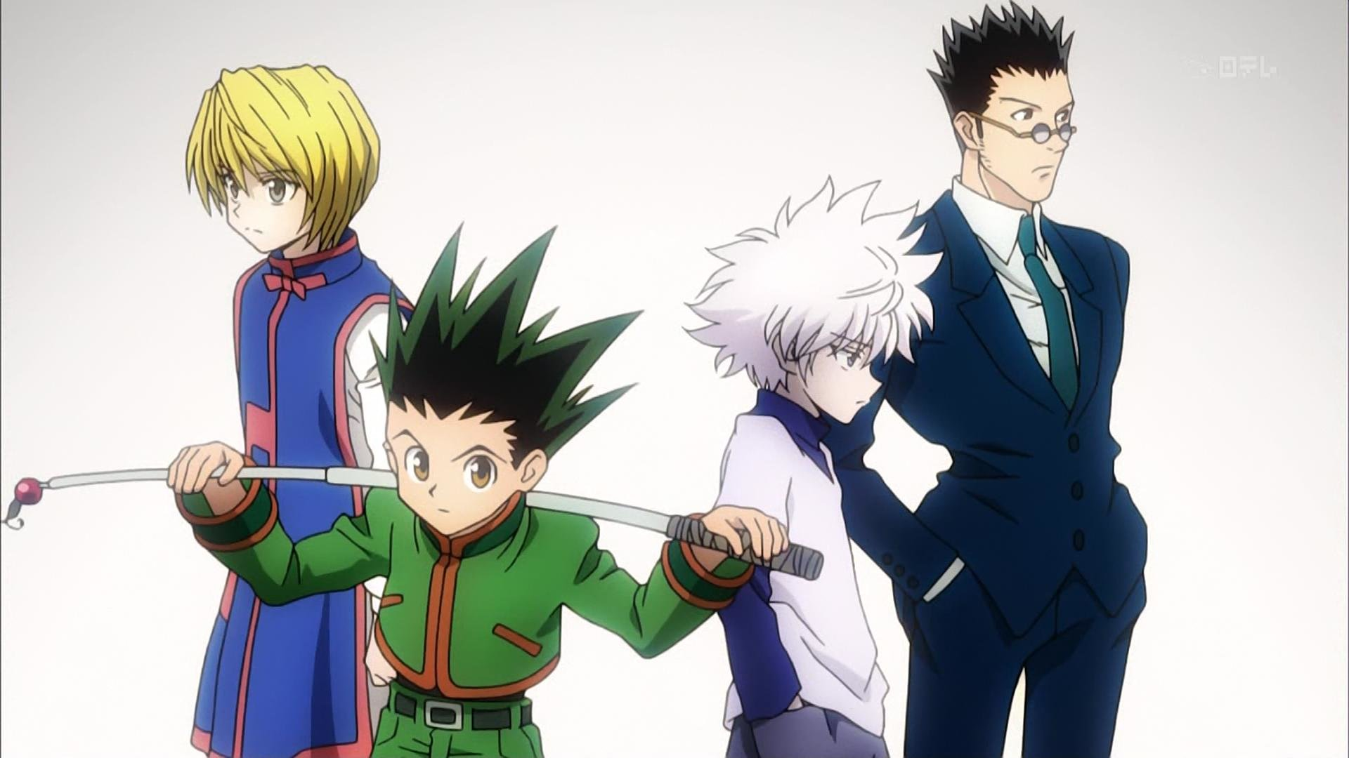 Free Hunter X Hunter high quality background ID:10849 for full hd 1920x1080 desktop