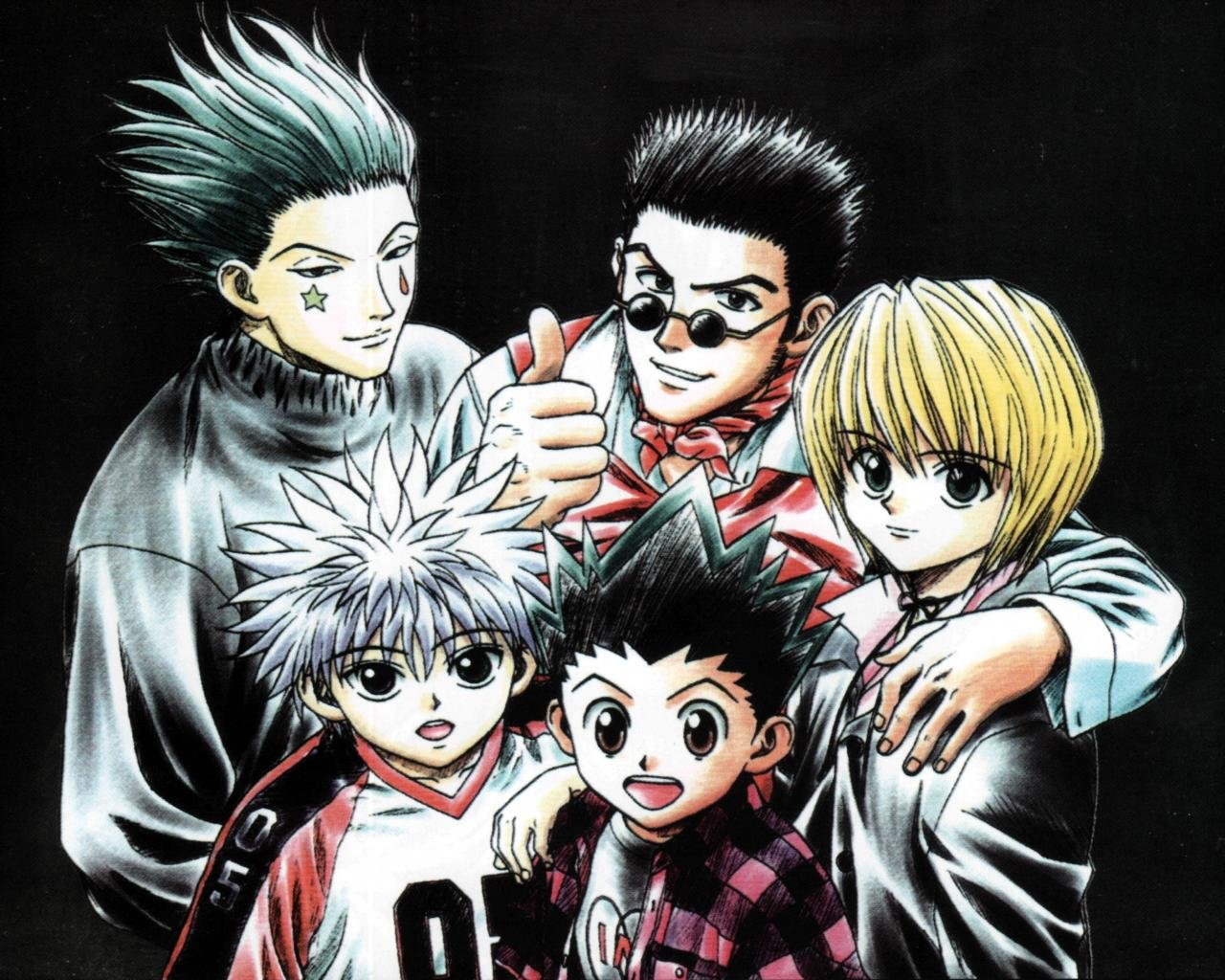 High resolution Hunter X Hunter hd 1280x1024 background ID:10853 for PC