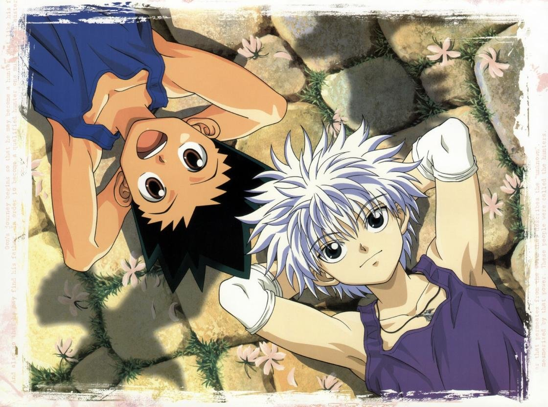 Best Hunter X Hunter wallpaper ID:10847 for High Resolution hd 1120x832 desktop