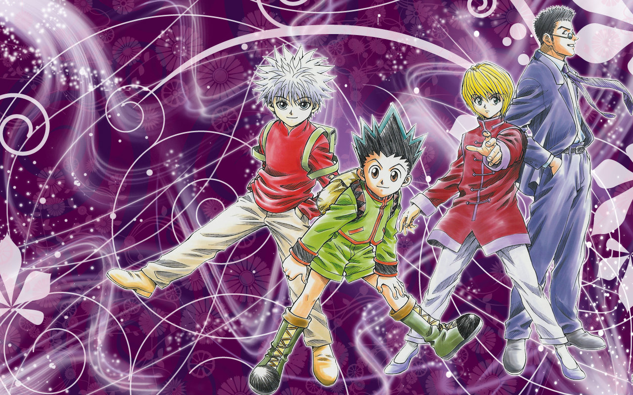 Free Hunter X Hunter high quality wallpaper ID:10860 for hd 1280x800 desktop