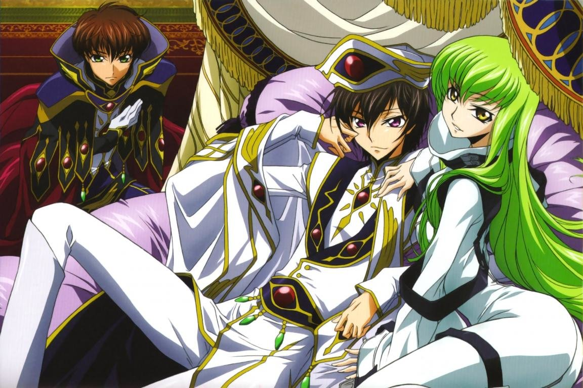 Free download Code Geass background ID:43595 hd 1152x768 for computer