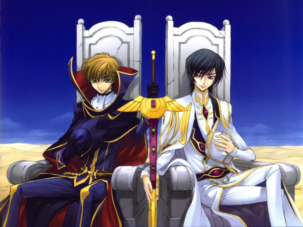 Download hd 1024x768 Code Geass PC wallpaper ID:43569 for free