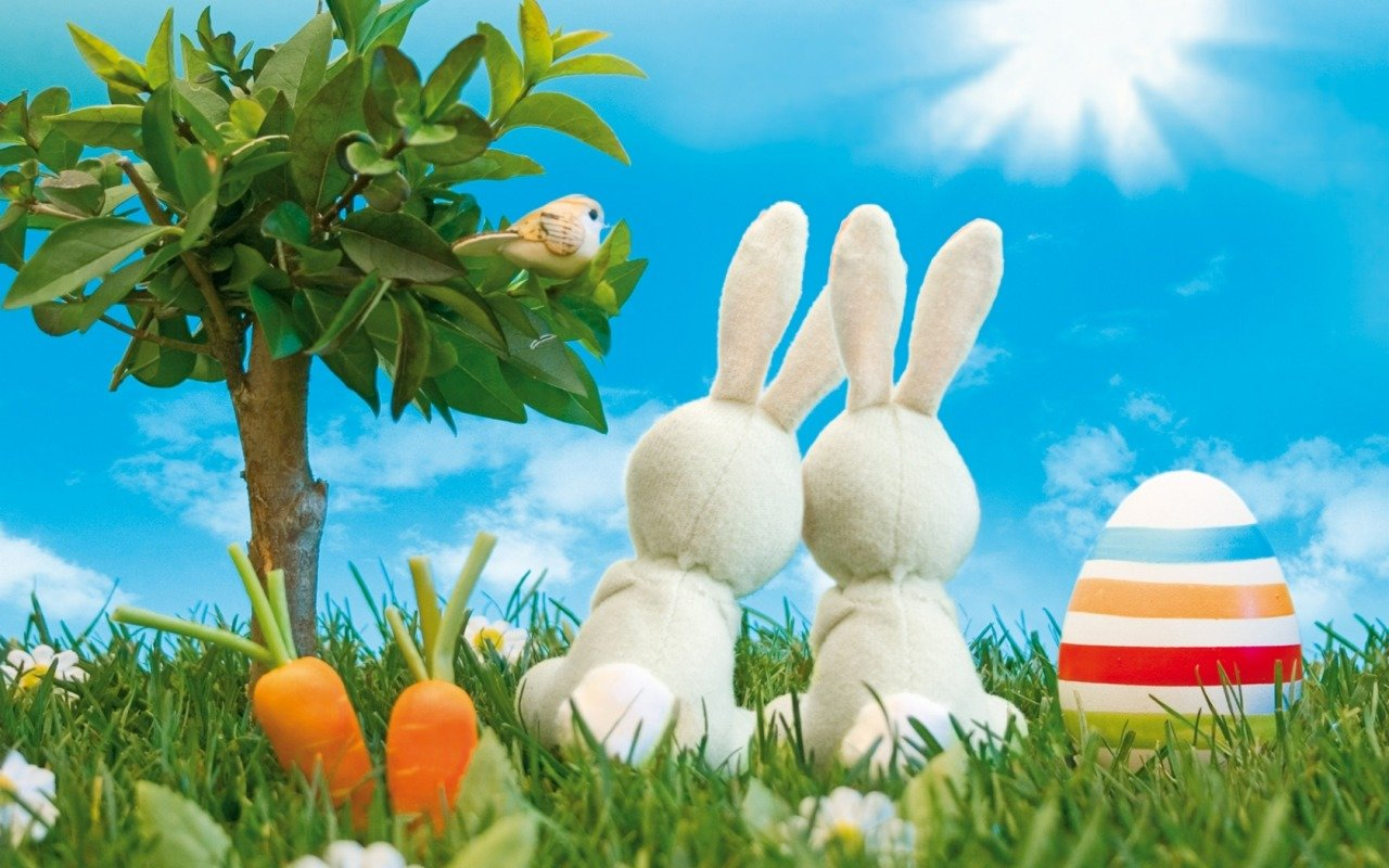 Free download Easter background ID:324736 hd 1280x800 for PC