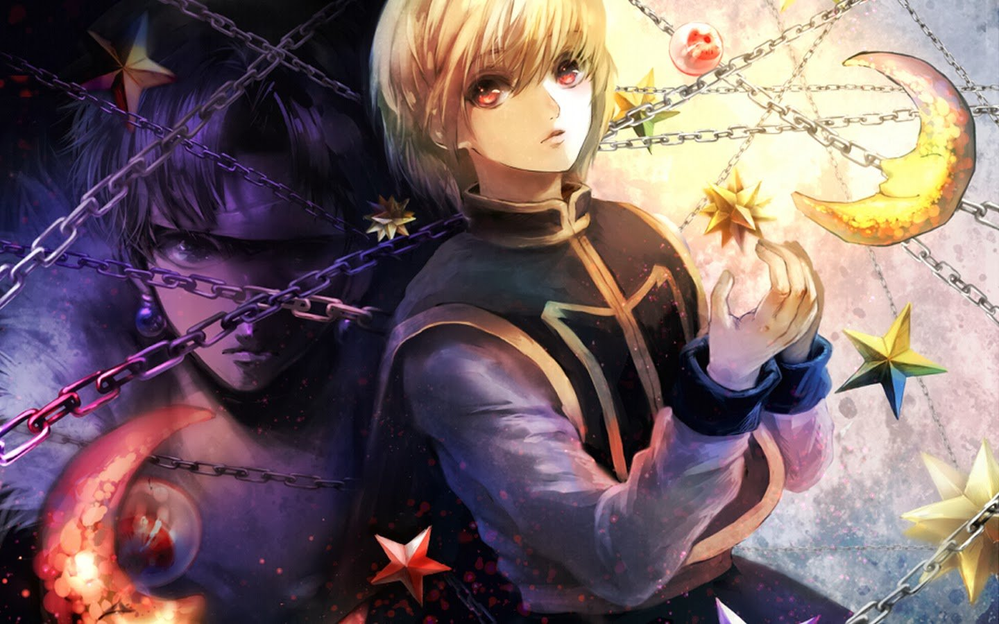 Free download Kurapika (Hunter x Hunter) background ID:10859 hd 1440x900 for computer