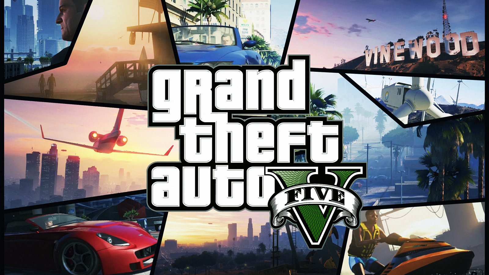 Awesome Grand Theft Auto V (GTA 5) free background ID:195201 for hd 1600x900 computer