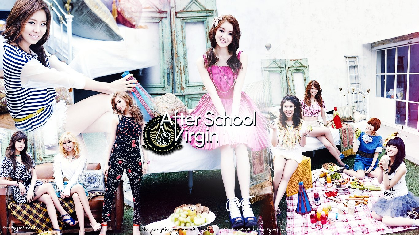 Free download After School background ID:324966 1366x768 laptop for desktop