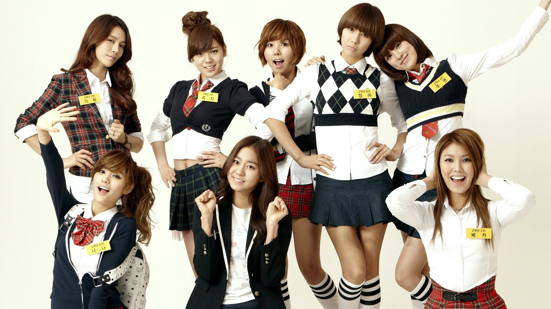 Download hd 1080p After School PC background ID:324967 for free