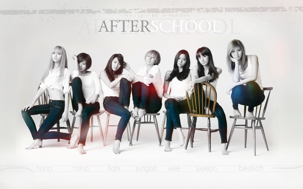 High resolution After School hd 1280x800 background ID:324979 for PC