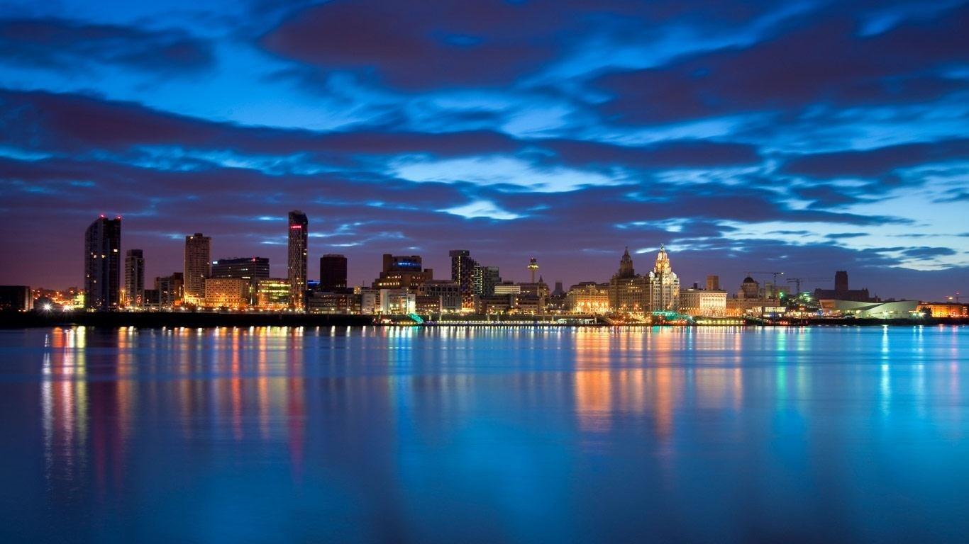 Liverpool Wallpapers 1366x768 Laptop Desktop Backgrounds