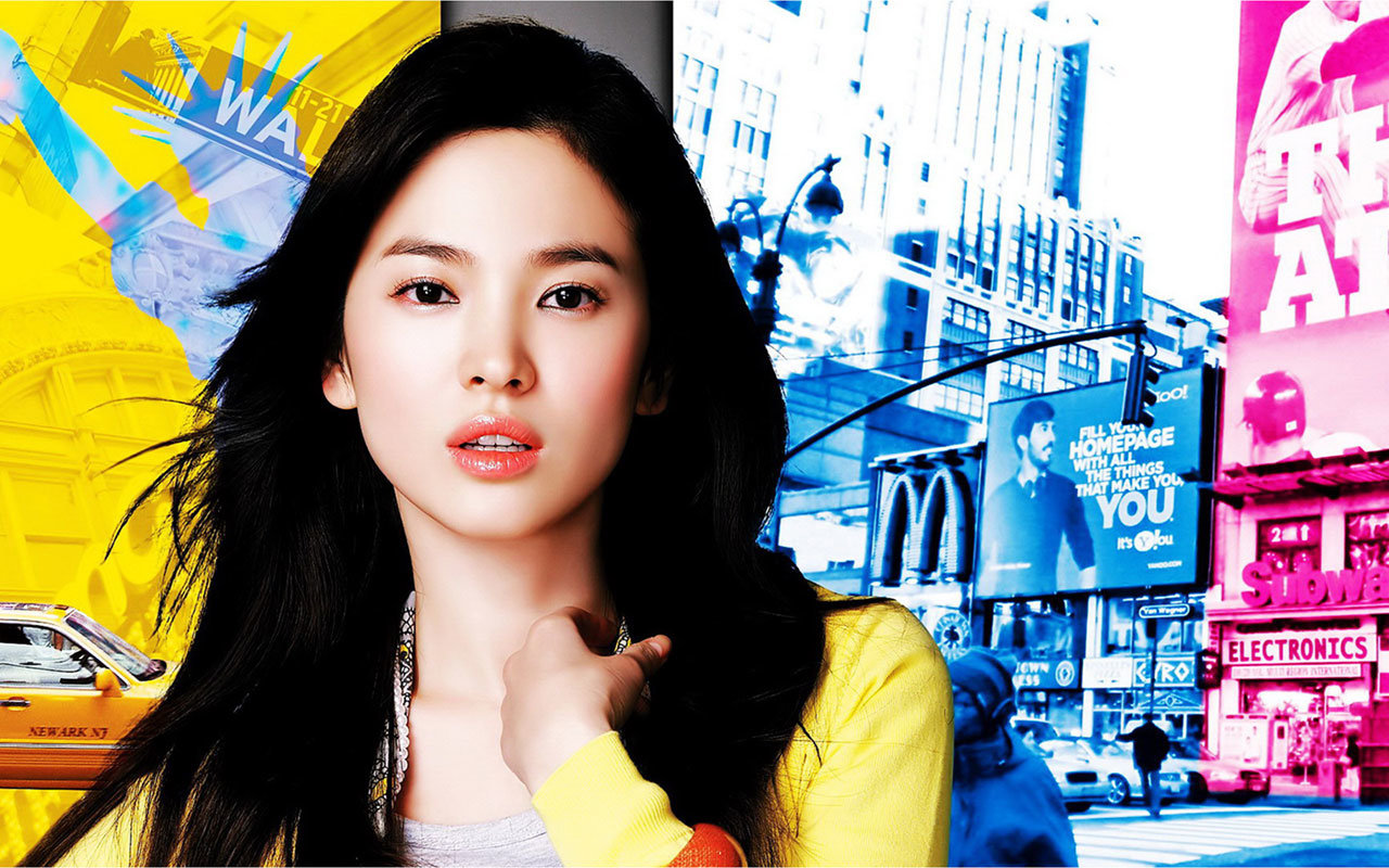 Best Song Hye-kyo background ID:469347 for High Resolution hd 1280x800 PC