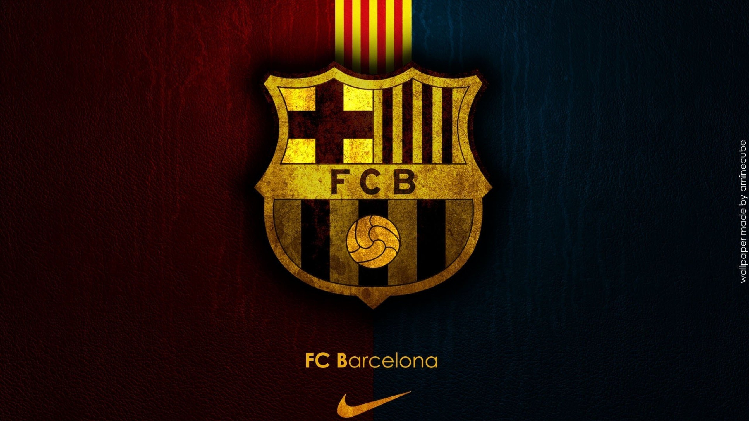 Free FC Barcelona high quality wallpaper ID:137868 for hd 2560x1440 desktop
